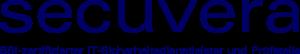 secuvera Logo mit Claim