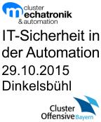 Clusterworkshop IT-Sicherheit in der industriellen Automation