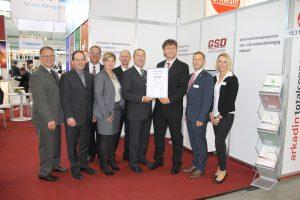 ISO 27001 Zertifikat für yourIT