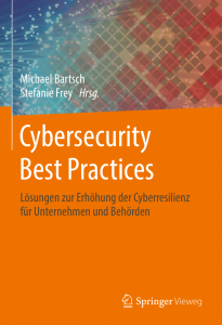 """Cover """"Cybersecurity Best Practices"""""""